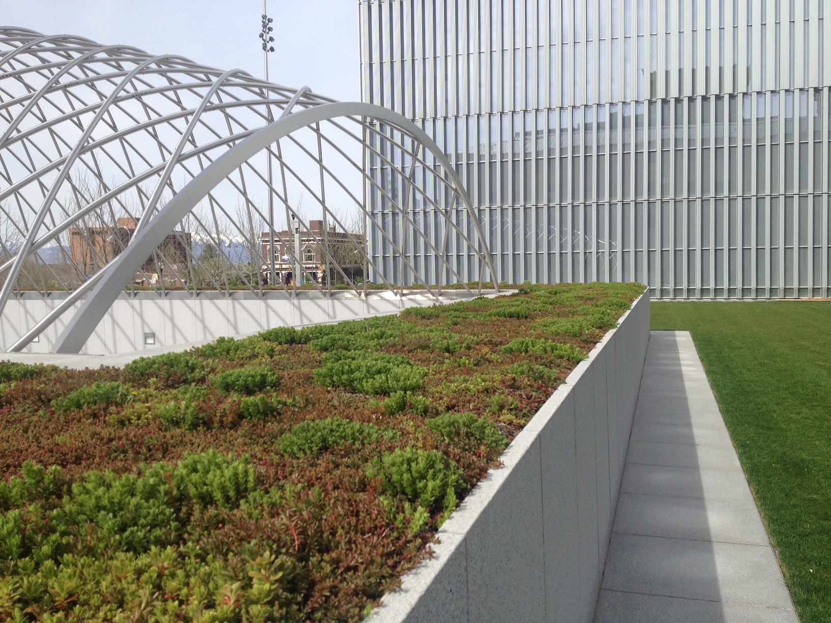 American Hydrotech, Inc  - Green Roofs, Garden Roofs, Monolithic